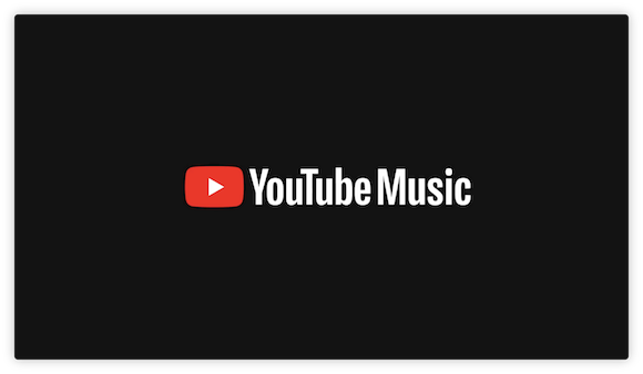 YouTube Music ロゴ