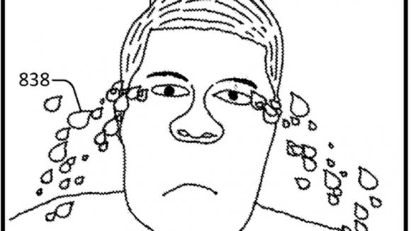 facebook 特許 自撮り フィルター セルフィー
