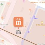 iOSマップ