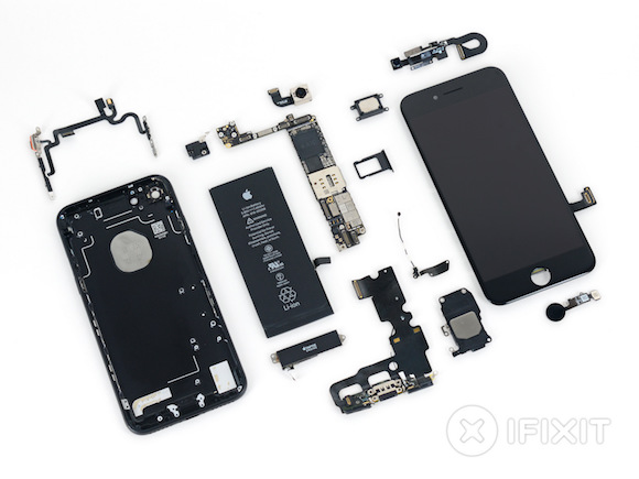 iPhone7 iFixit