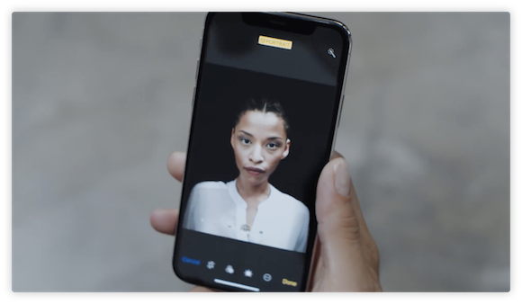 Apple iPhone X CM YouTube