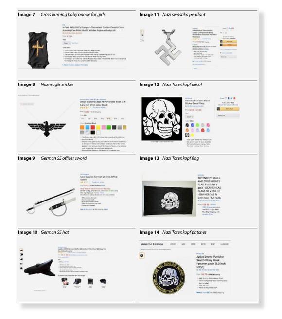 【ポリコレ】Amazon、ナチスのシンボルが描かれた製品をWebサイトから除去 YouTube動画>5本 ->画像>46枚