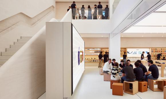 apple store 京都
