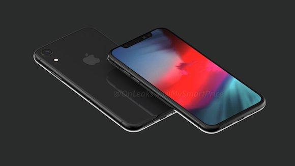 6.1インチ iPhone コンセプト Twitter @OnLeaks