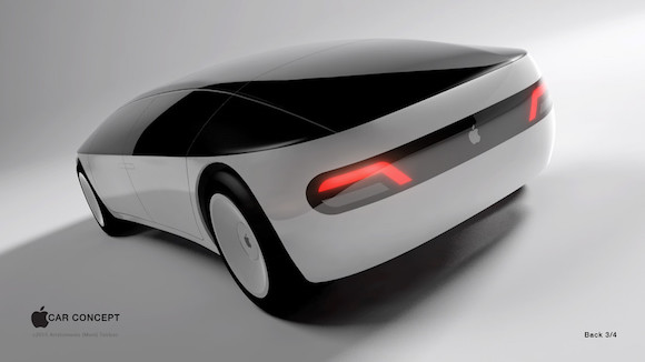 Apple Car コンセプト Freelancer