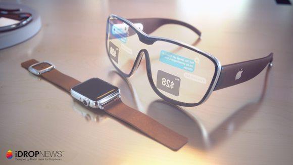 Apple Glass コンセプト iDropNews Martin Hajek
