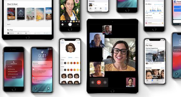 Apple iOS12 プレビュー