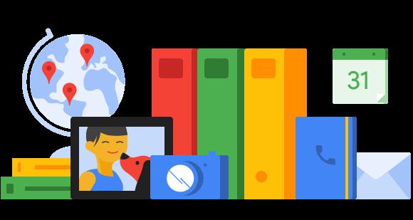 Google 「個人情報とプライバシー」