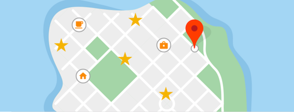 google ロケーション履歴
