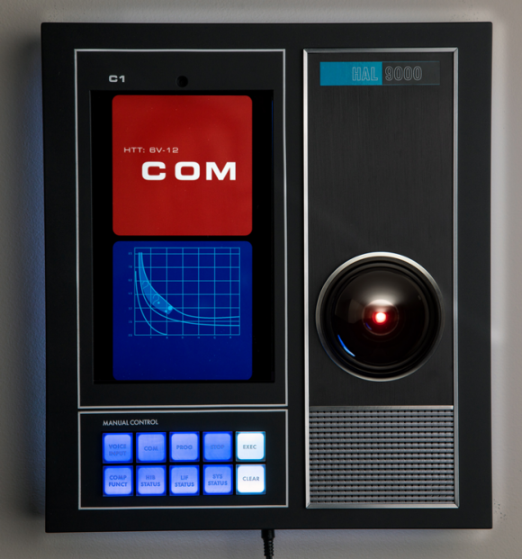 HAL 9000 with Command Console Limited Edition