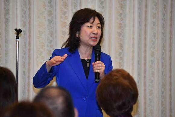 野田聖子総務大臣 facebook