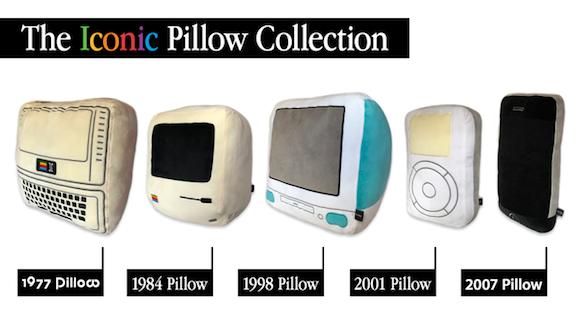 The Iconic Pillow Collection Throwboy Kickstarter