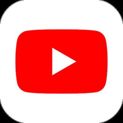 YouTube アプリ