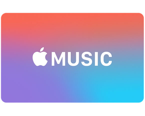 Apple Music ギフト