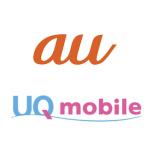 au UQ mobile ロゴ