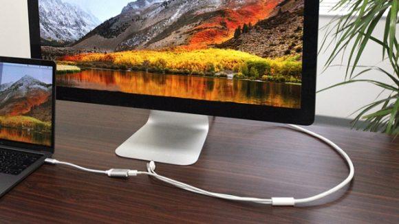 USB-C to Mini DisplayPort 変換アダプタ2