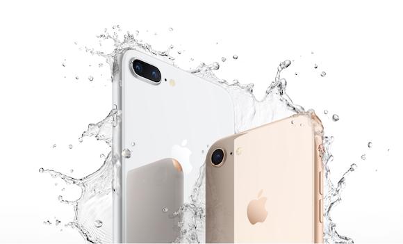 iPhone8 Apple 公式