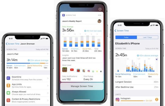 iOS12 Screen Time MacRumors