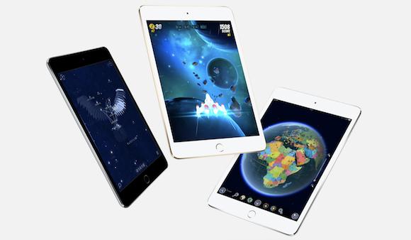 iPad mini 4 Apple