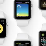 watchOS 5 プレビュー Apple