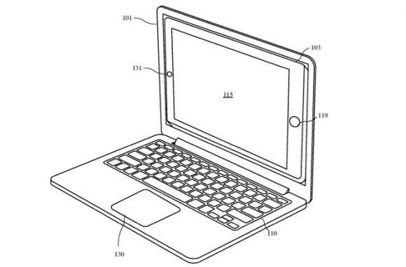 iphone macbook 特許