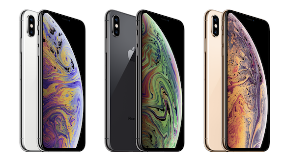 Apple iPhone XS Max 仕上げ