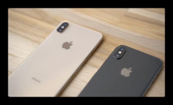 AppleInsider iPhone iPhone XS Max iPhone X 動画撮影比較