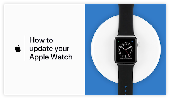 Apple Support YouTube Apple Watch