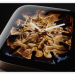 Apple Watch Series 4 文字盤