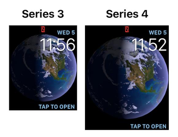 Apple Watch Series 4 解像度 9to5Mac