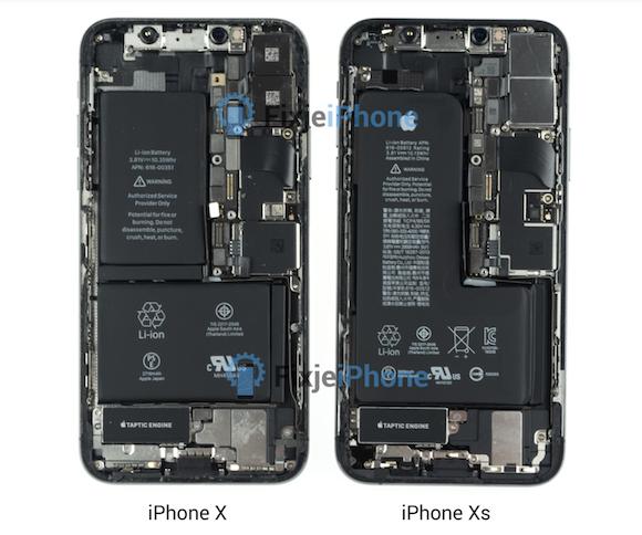 FixjeiPhone iPhone XS 分解