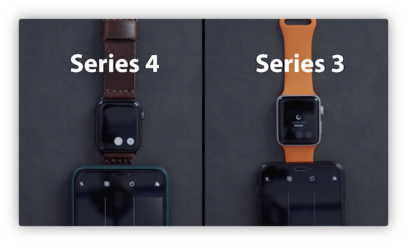 MacRumors Apple Watch Series 4 動作速度比較