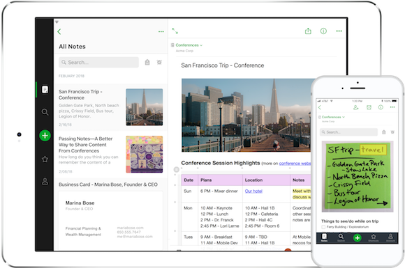Evernote プレスキット