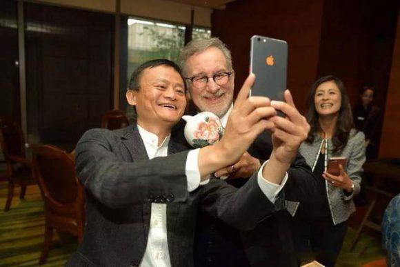 ジャック・マー alibaba iphone