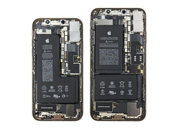 iPhone XS iPhone XS Max iFixit 分解