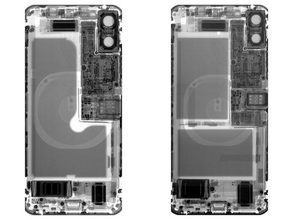iFIxit iPhone XS iPhone XS Max 壁紙 X線写真
