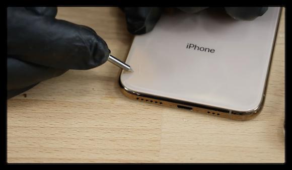 iPhone XS 強度テスト YouTube EverythingApplePro