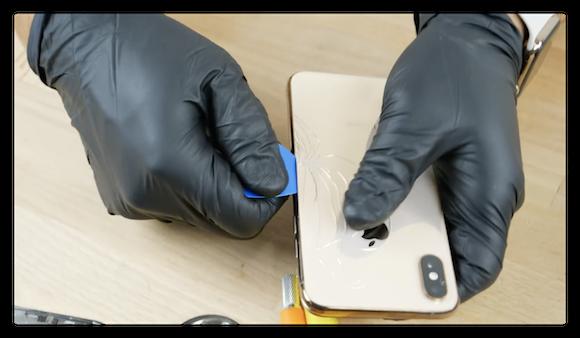 iPhone XS 透明化 EverythingApplePro