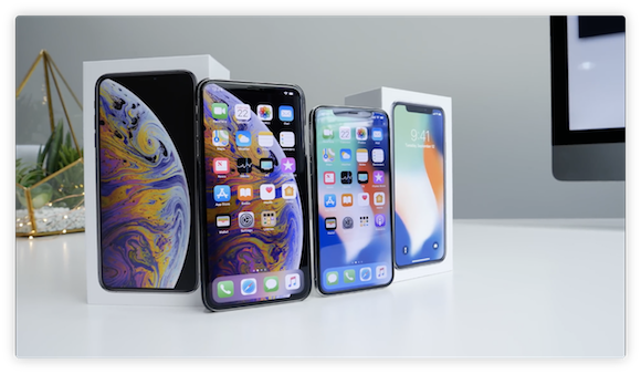iPhone XS Max iPhone X 動作速度比較 EverythingApplePro