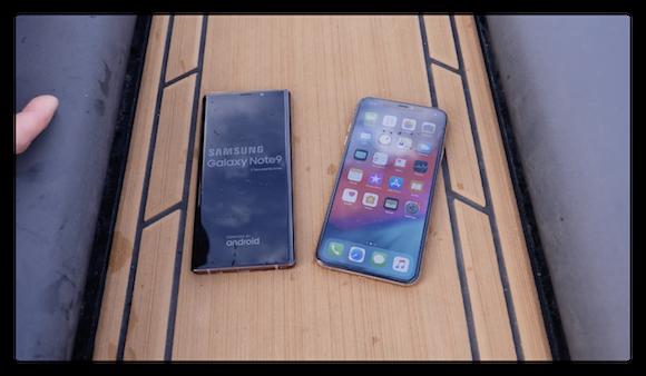 iPhone XS Max 耐水テスト EverythingApplePro