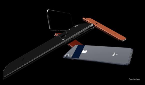 iPhoneXc ConceptsiPhone Gunho Lee