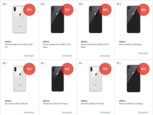 Quickmobile iPhone Xs, iPhone Xs Max Plus, iPhone9