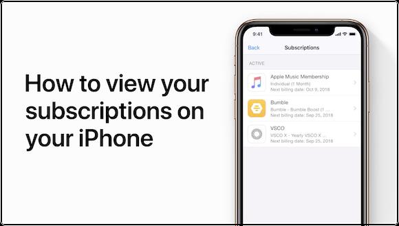 サブスクリプション確認方法 Apple Support