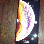 iphone xs max ニセモノ