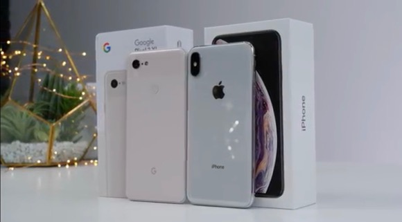 iPhone XS Max Google Pixel 3XL 比較 EverythingApplePro YouTube