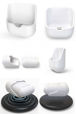 HYPER++ AirPods ワイヤレス充電アダプタ2