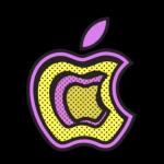 Apple Twitter ロゴ