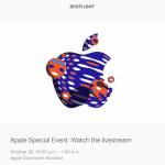 Apple スペシャルイベント Apple Store
