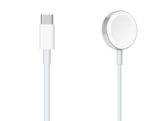 Apple Watch磁気充電 - USB-Cケーブル(0.3m)