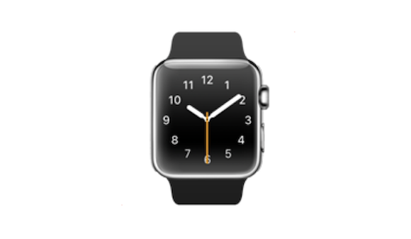 絵文字 Apple Watch